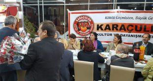 Karaçulha Derneği Emekli Öğretmenleri Unutmadı