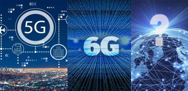 5G ve 6G